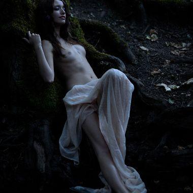 Ashlyn at Fairy Ponds