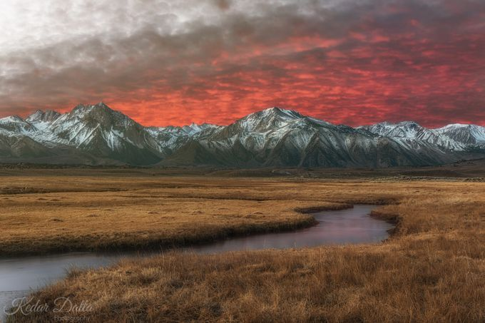 Sunrise over the Sierras! by kedardatta - Creative Landscapes Photo Contest
