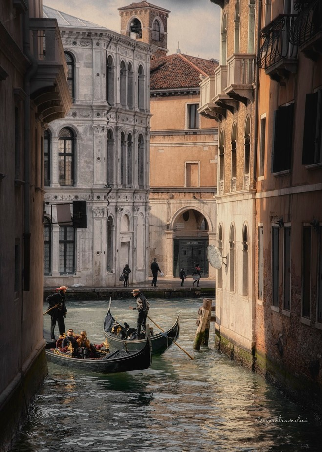Venice by Elebrusco - Europe Photo Contest