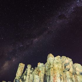 Photo mission all nighter at Bombo Quarry