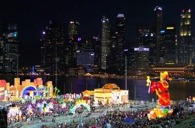 River Hongbao Fair 2018