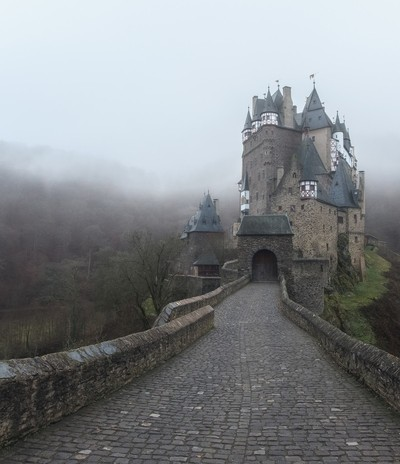 The Foggy Castle
