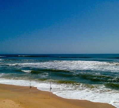 Ocean day fishing