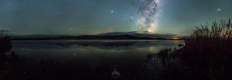 Lake Opuha 2 - LOGO