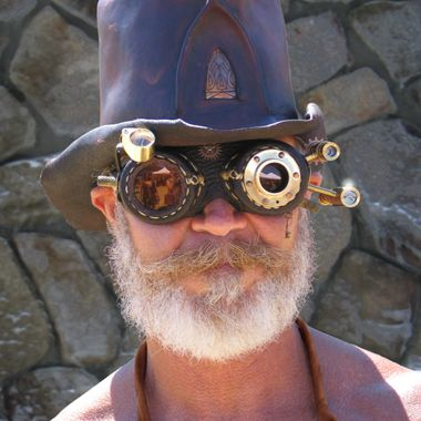 Fairy Festival Steam Punk guy
