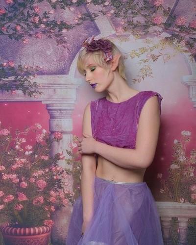 Janna with Tina Marie Makeup: Angel Morris Designer: Rose Red Designs #tinamariealaska #tinamariephotography #alaskaphotographer #elf #hair #makeup #fashion #model #portraitphotographer #portrait #roseredbridaldesigns #beautiful #elfgirl