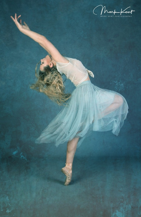 Ayla the Ballet Dancer by flamesworddragon - Pastel Colors Photo Contest