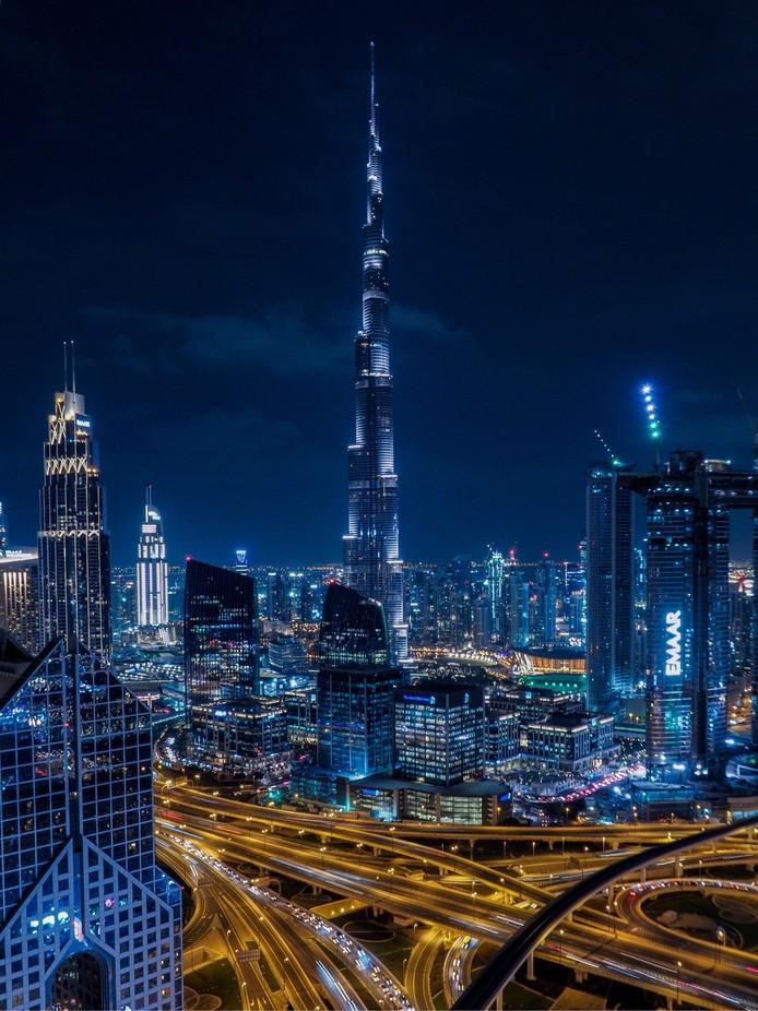 The Burj Khalifa by Martin_A - My City Photo Contest