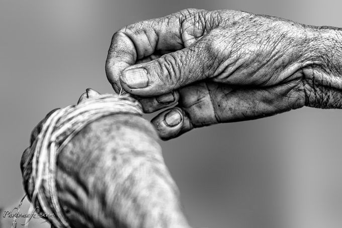 La memoire du travail by mafe - Shooting Hands Photo Contest