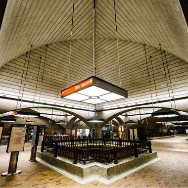 Station Bonaventure - Metro Station