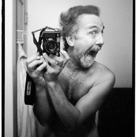 Woke up one morning and remember I still had a few exposures left on a roll of film...so... decided to do a few selfies before my shower... ;-) U...