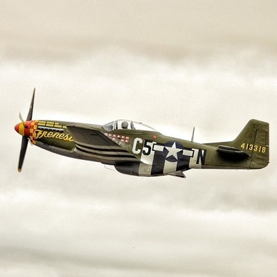 """P51 Mustang, also known as """"Frenesi"""""""