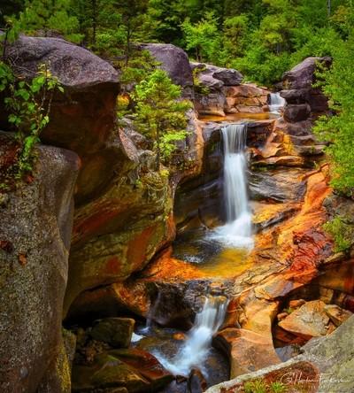 Screw Auger Falls, Grafton Maine