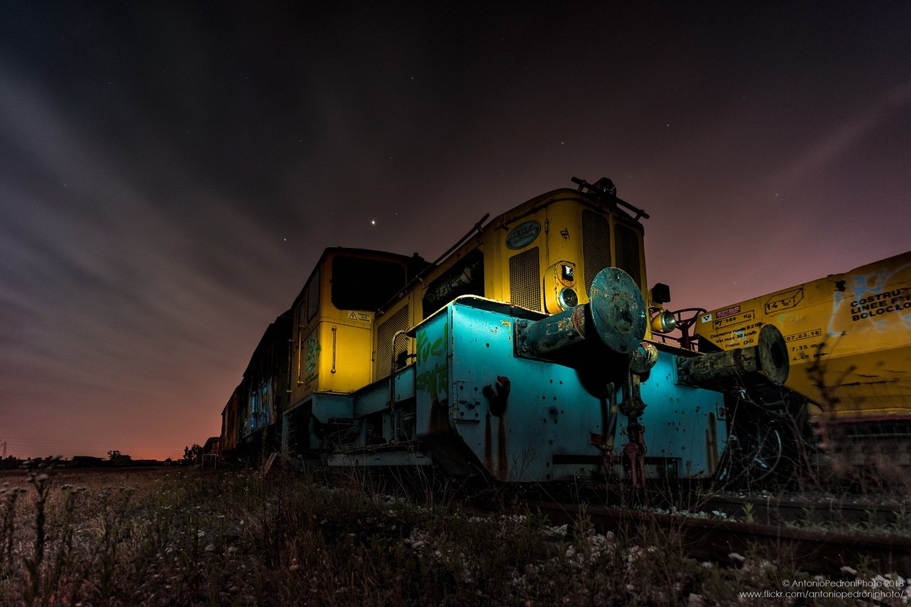 All About Trains Photo Contest Winner