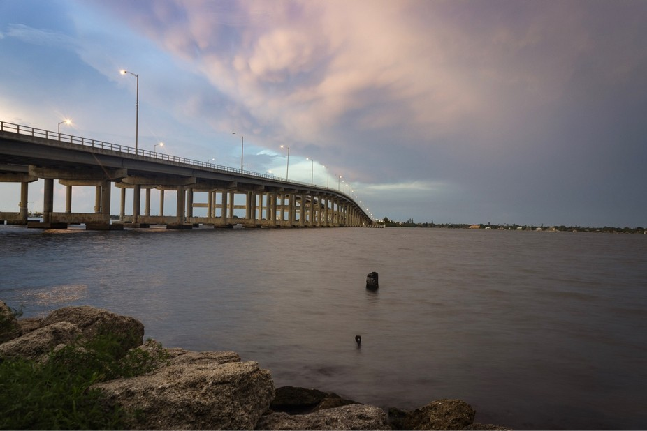 Melbourne causeway, Melbourne FL