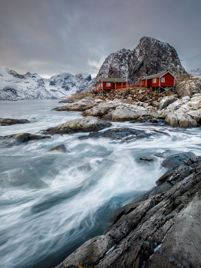Hamnøy by nandoharmsen - Towns In The Winter Photo Contest