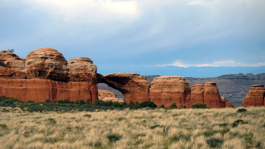 So many iconic vistas in the great parks of the American West. This view shows the an exquisite s...