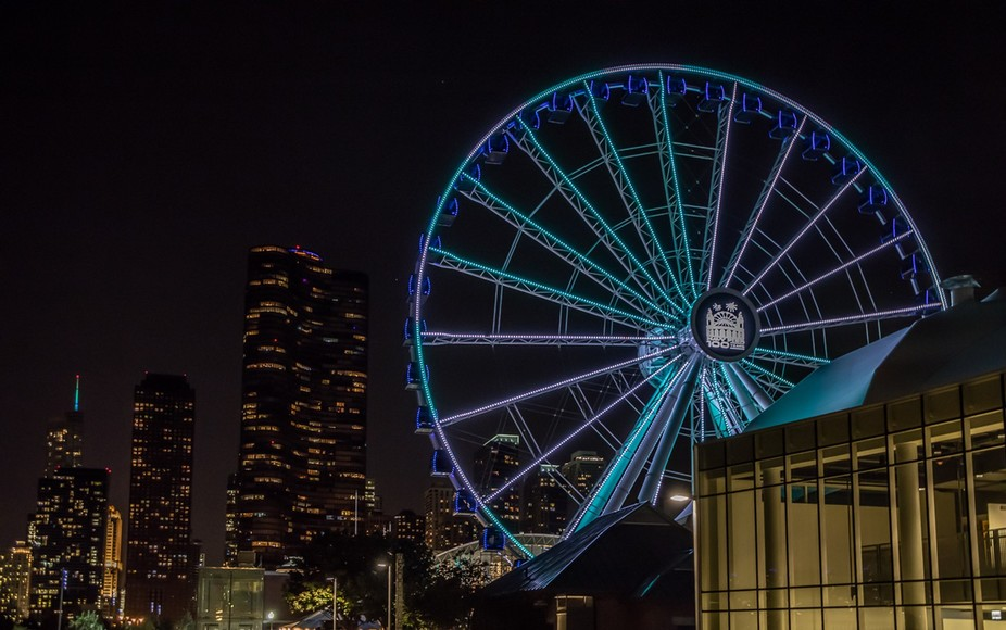 This photo was taken at Navy Pier in Chicago,IL.