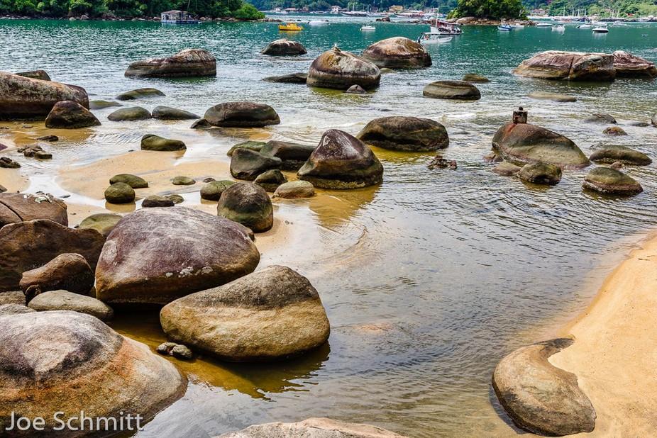 Ilya Grande Beach, Brazil