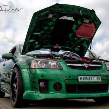 Car Show - Worked Chev Lumina
