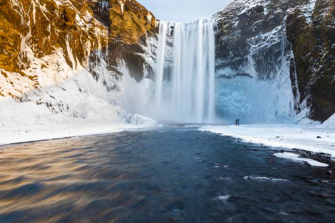 Fire and Ice by jeremystevens_3464 - Winter Long Exposures Photo Contest
