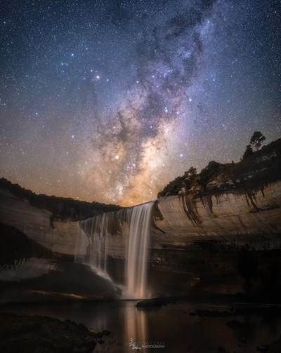 Mangatiti Falls