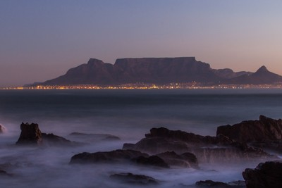 Table Mountain - Cape Town 1