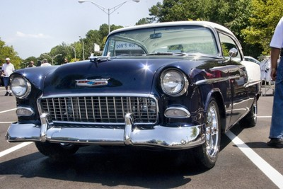 Old Chevy Belair