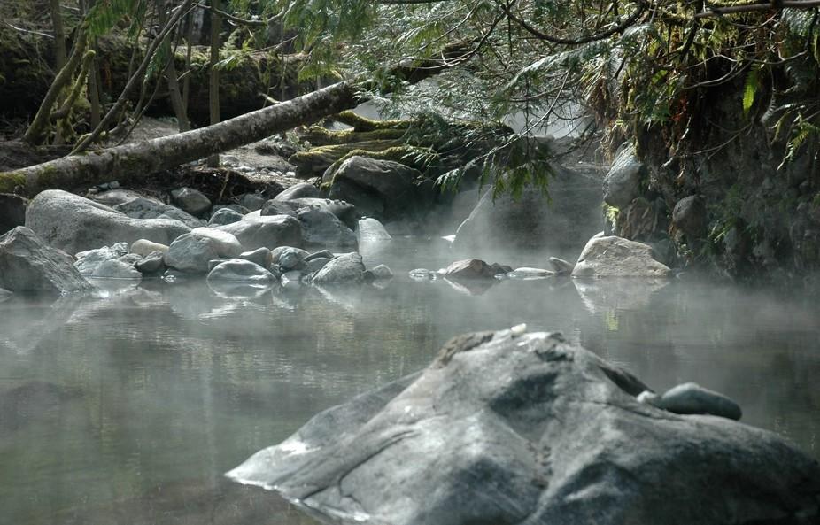 Hot springs bliss