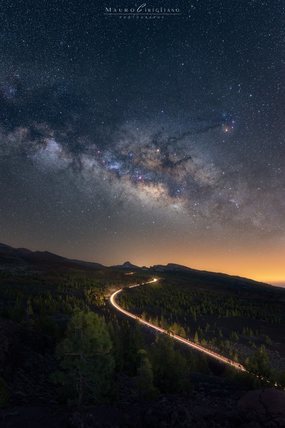 STARRY ROAD by maurocirigliano - Covers Photo Contest Vol 46