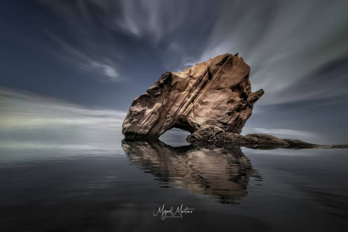 Dead Space by MiguelMartins - Boulders And Rocks Photo Contest