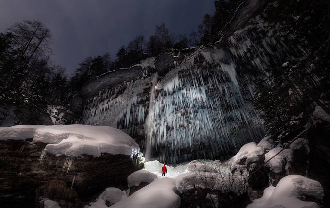 Threat by daniturphoto - The Cold Winter Photo Contest