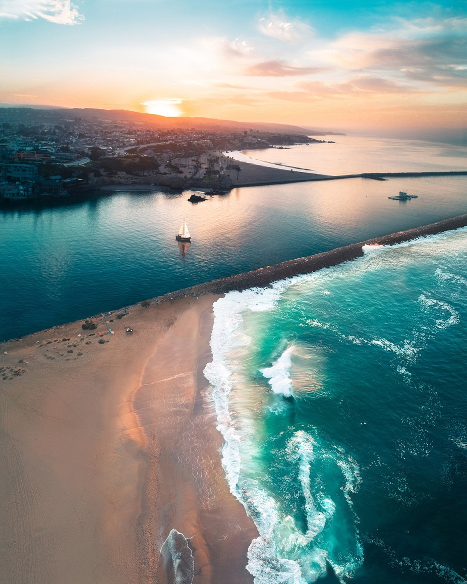 Morning Magic at the Wedge by KaszPhotoCreative - Composition And Leading Lines Photo Contest