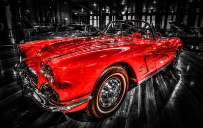 1962 C1 Corvette