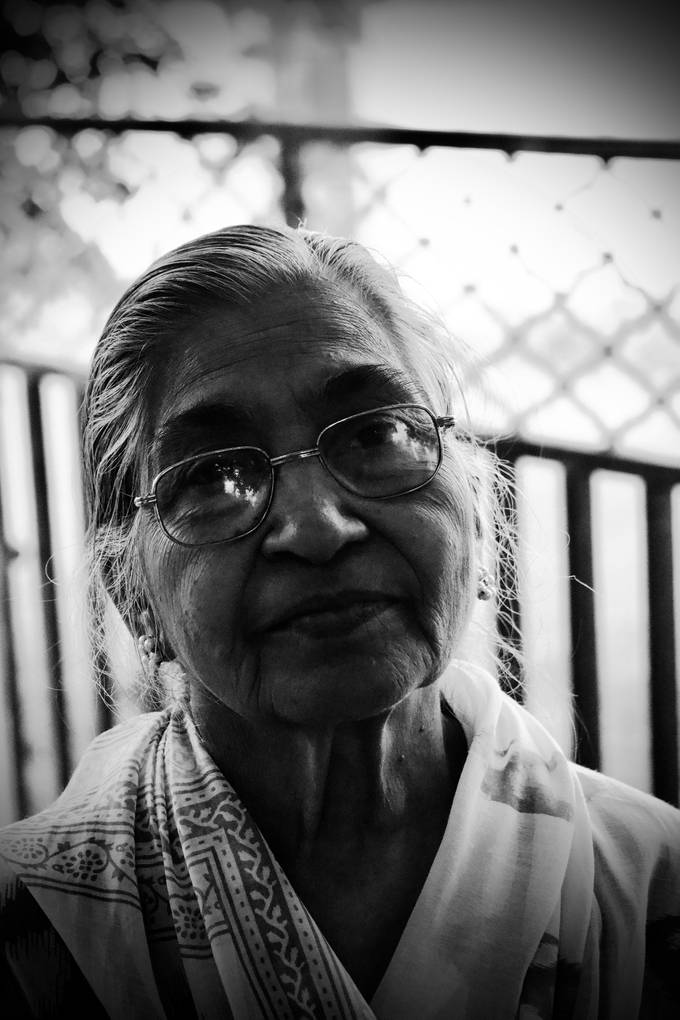 My Grand mother
