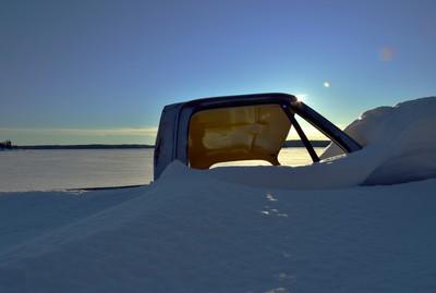 Ice Road Casualties