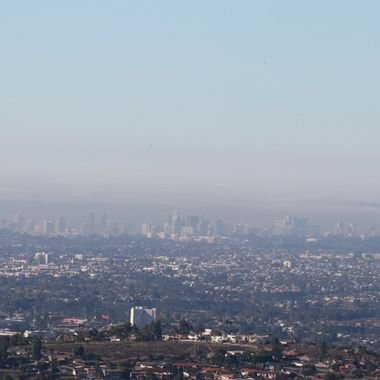 Taken from Cowles Mountain
