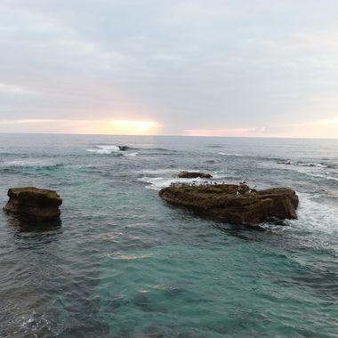 La Jolla - Pacific Ocean