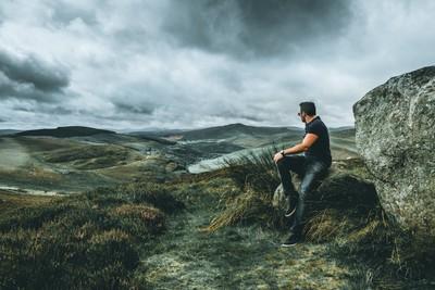 moody hills onlooking