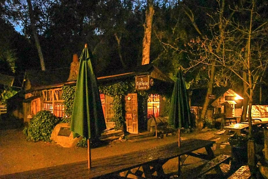 Cold Spings Tavern, Santa Barbara County