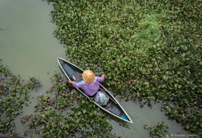 Traversing the Waterways