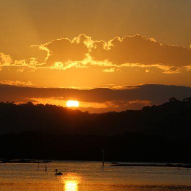 Sunset @ Bermagui