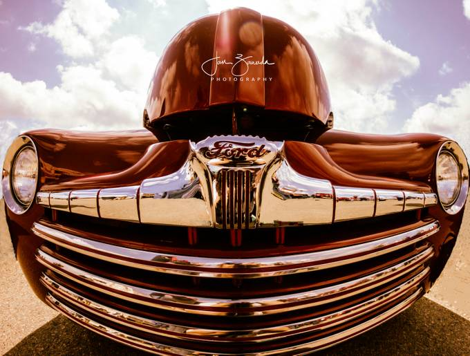 Ford Truck- Front- Warman-2017 by janlori - My Favorite Car Photo Contest