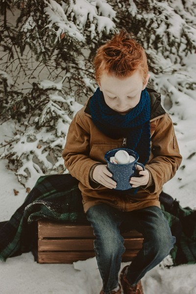 Ginger and Hot Cocoa