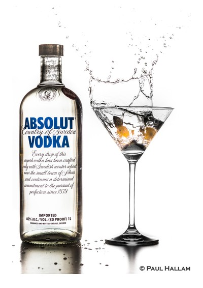 Martini's Long For ABSOLUT ...