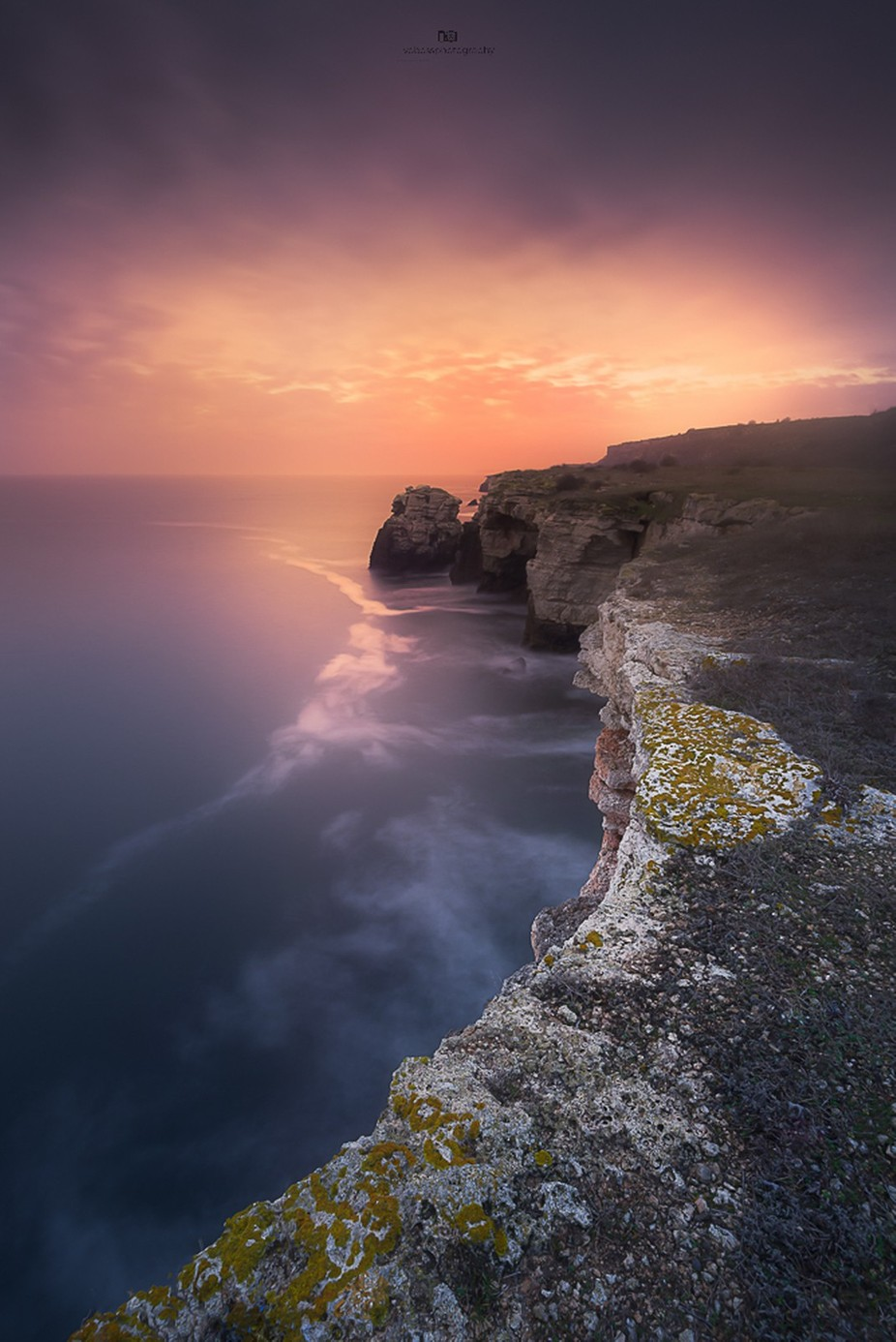 Morning from Seashore by ivailobosev - Rule Of Seconds Photo Contest vol1