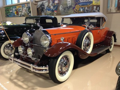 1931 Packard 840 Deluxe 8 Roadster