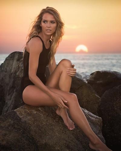 Samantha, Honeymoon Island State Park