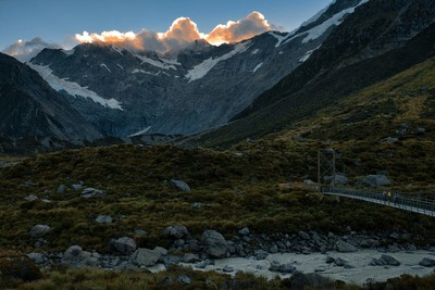 Hooker Valley Track - New Zealand