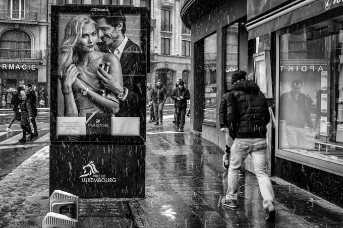 Luxembourg City, january 2018